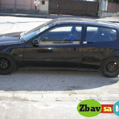 Honda Civic 1.5 LSi