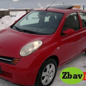Nissan Micra 1.5DCI 48kw/65PS 5.dver Climatronic r.v.2005